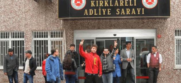 Gezi davasında 107 beraat