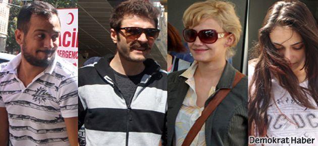 Gezi destekçisi sanatçılara gözaltı furyası