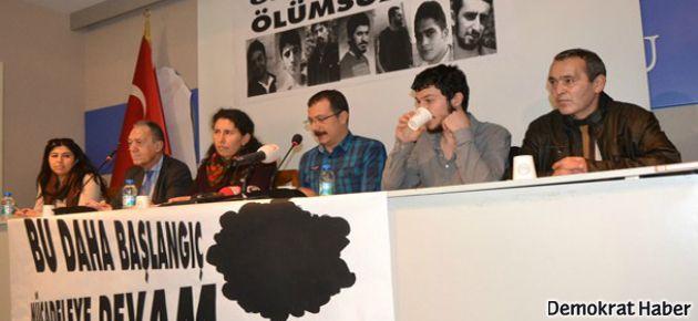 Gezi direnişçileri: Birlikte mücadeleye devam