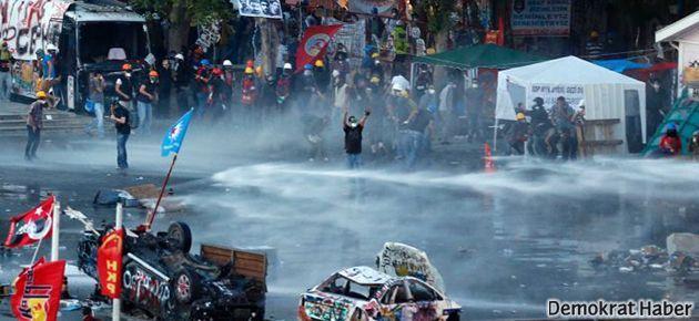 Gezi direnişçilerinden yeni eylem programı: Su savaşı