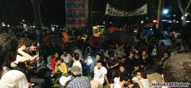 'Gezi direnişi toplumsal bilincin simgesidir'
