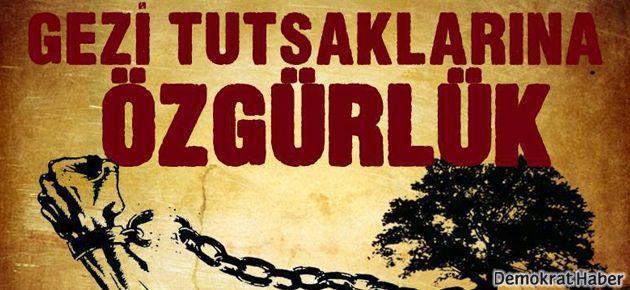 Gezi direnişi tutuklularının ailelerinden çağrı