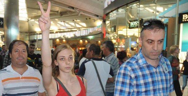 Gezi'de gözaltına alınıp sınır dışı edilen öğrenci tazminat davasını kazandı