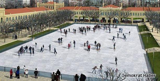 Gezi Parkına Topçu Kışlası artık imkansız