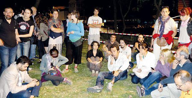 Gezi Parkı'nın ilk 'işgalcileri' anlatıyor