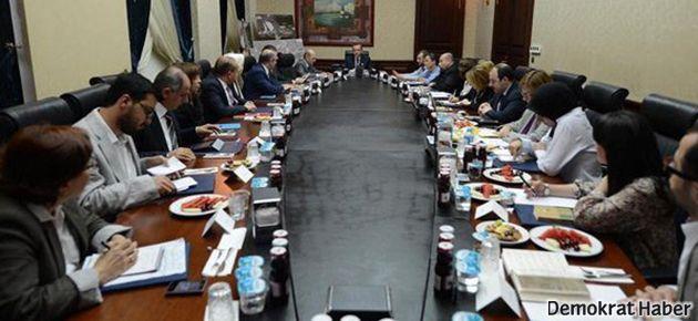 'Gezi, sosyolojiktir' sözleri Erdoğan'a toplantı terk ettirmiş