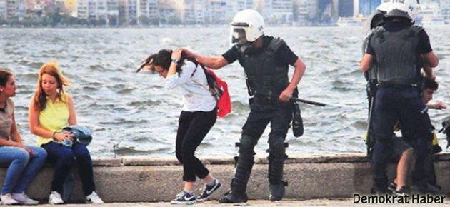 'Gezi'de 77 düvelle savaştık'