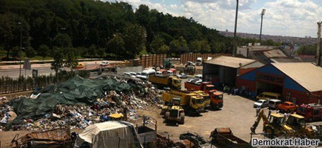 Gezi'de el konulan eşyalar Kızılay'a verilecek