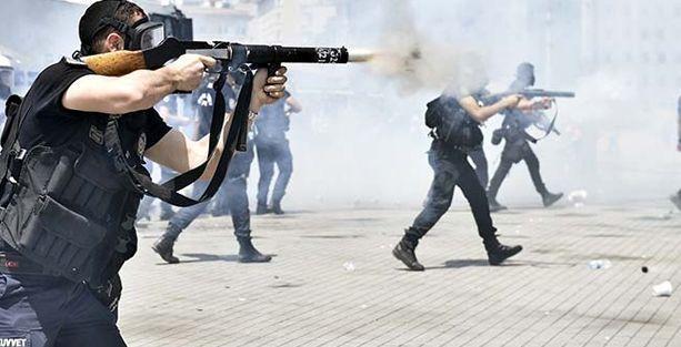Gezi'de gaz atan polis o gün nerede olduğunu bile hatırlamıyormuş!