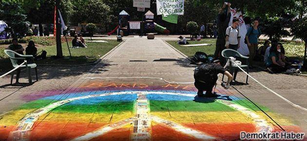 Gezi'de 'nefret söylemi' kullanmayan 3 gazete