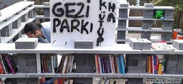 Gezi'de 'takas tezgahı'