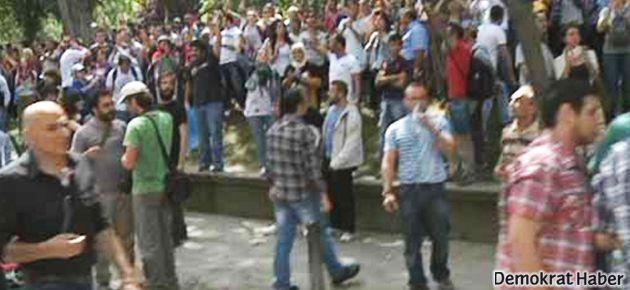 Gezi'deki Zilelilere dava açıldı