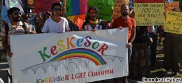 'Gezi'den Dersim'e, eşcinseller her yerde'