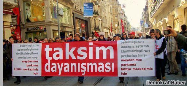 Gezi'den Erdoğan'a yanıt: Parkı boşaltmıyoruz!