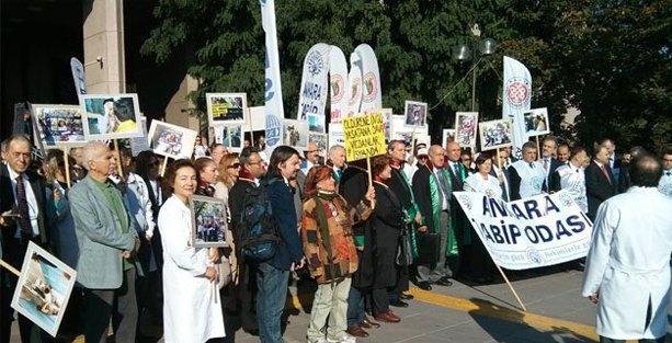 Gezi'nin hekimleri yargılanıyor!
