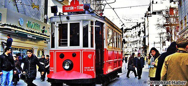 Gezi'nin turizm bilançosu: 54 milyon euro