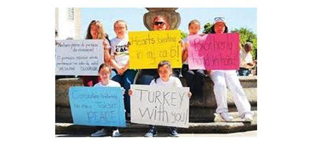 Geziye destek veren öğretmenler meslekten men edildi