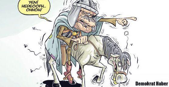 Gırgır, Erdoğan'ı 2071'e yolladı!