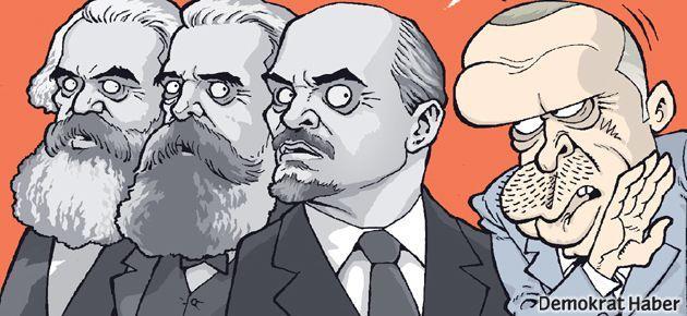 Gırgır'dan, 1 Mayıs kapağı