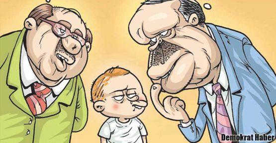 Gırgır'dan İçişleri Bakanı'na gönderme
