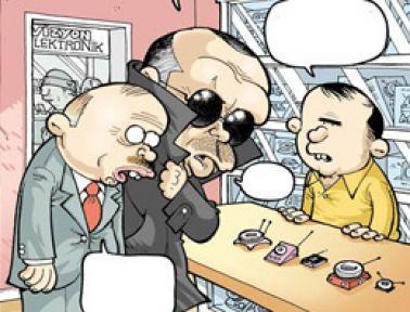 Gırgır Başbakan'ı kapaktan Doğubank'a götürdü