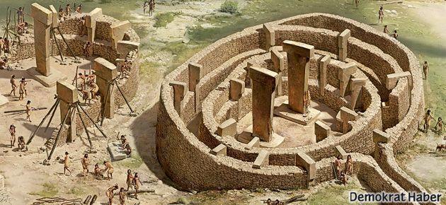 Göbekli Tepe Sirius'a tapınmak için mi inşa edildi?