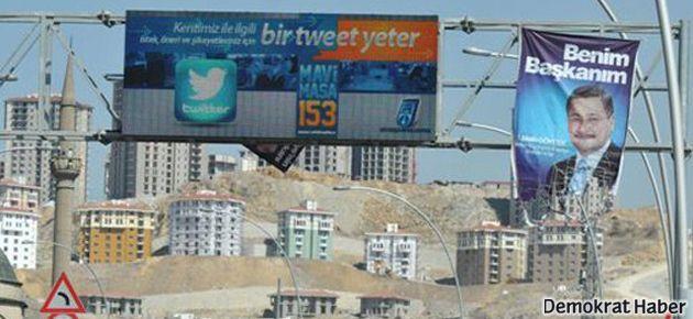Gökçek'ten 'Bir tweet yeter' ilanı