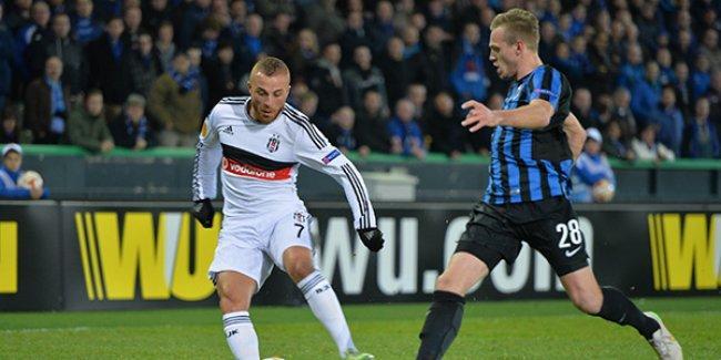 Gökhan Töre UEFA Avrupa Ligi'nde haftanın 11'ine seçildi
