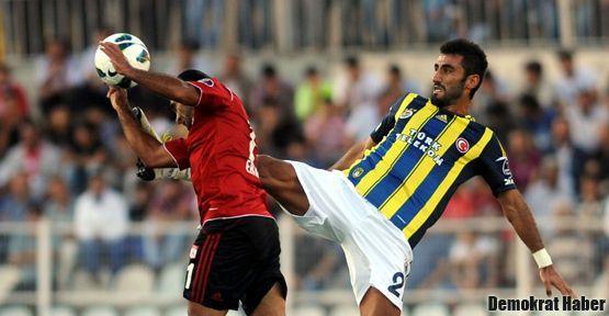 Sivas'ta gol sesi çıkmadı