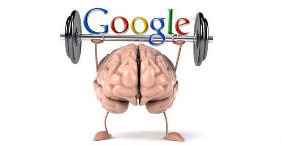 Google beyni geriletiyor