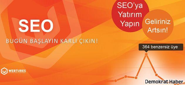 Google En İyi Seo Firması olarak Webtures'i Seçti