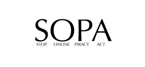 Google, Facebook ve Twitter SOPA'ya karşı sayfalarını karartabilir