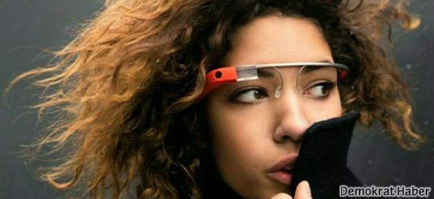 Google'ın akıllı gözlükleri geliyor