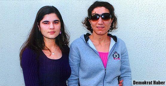 Görme engelli kanser hastası kadın mahkuma darp davası