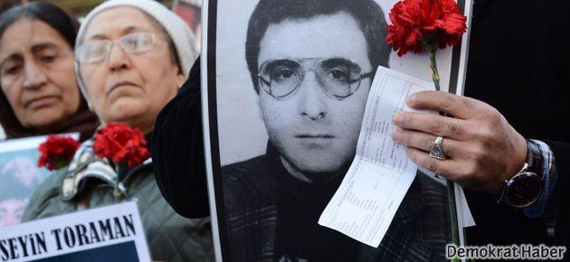 Gözaltında kaybedilen Yedigöl'e seçmen kağıdı