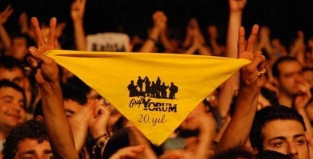 Grup Yorum'a, 30. yıl konserleri için stadyum yok!