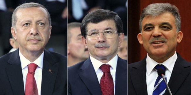 Gül'e yeşil ışık yakan Erdoğan, Davutoğlu'na ne mesaj veriyor?