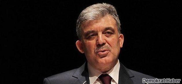 'Gül için parti kuruluyor' iddialarına yalanlama