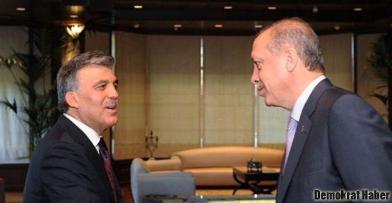 Gül'den Erdoğan'a 'kuvvetler ayrılığı' göndermesi