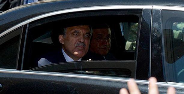 Cumhurbaşkanı Gül'e Soma'da protesto
