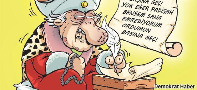 Gülen'in mektubuna Gırgır yorumu