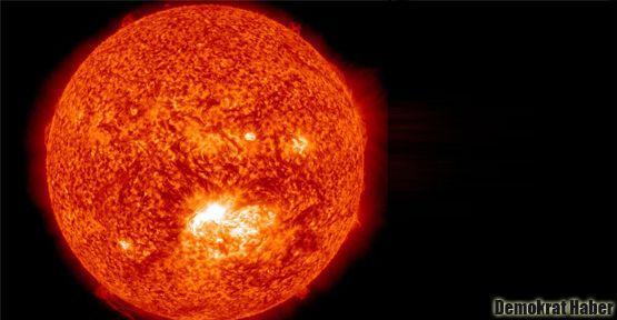 Güneş'in en net görüntüsü çekildi