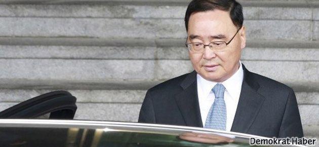 Güney Kore Başbakanı'nın feribot kazası istifası
