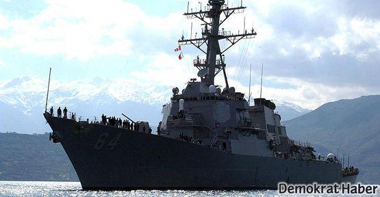Gürcistan'da Türk gemisine el konuldu