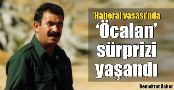'Haberal yasası'nda 'Öcalan' sürprizi yaşandı
