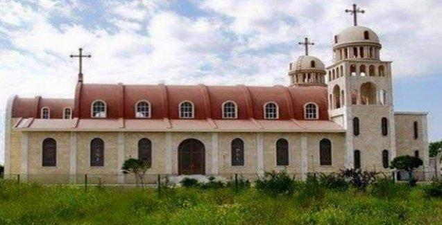 Habur'daki Süryani kilisesine bombalı saldırı