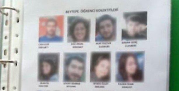 Hacettepe'de öğrenci ve akademisyenler fişlenip dosyalanmış!