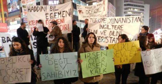 'Haddini bil Egemen, Kıbrıs'ın egemeni Kıbrıslılar'