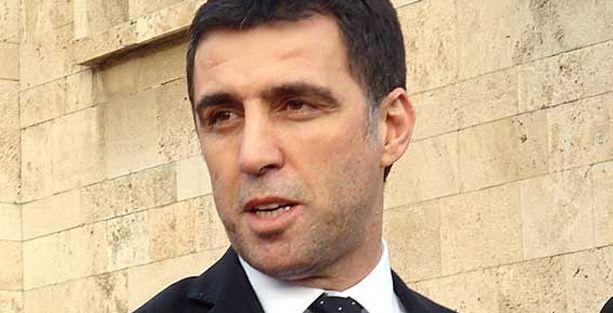 Ahmet Şık'a Hakan Şükür'den de teşekkür geldi: Bize empati yapma şansı verdi