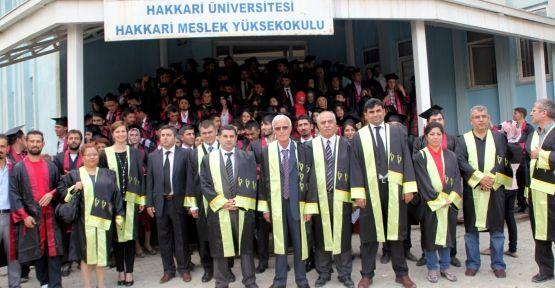 Hakkari Meslek Yüksekokulu'na Kürtçe isim